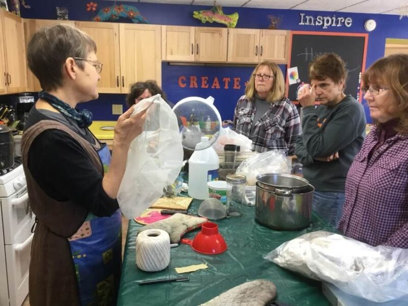 Eco Dyeing and Printing