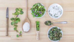Up Your Herb Game Cooking Class